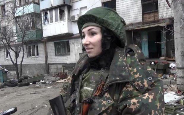 """Злили, мов непотріб: мережу розбурхали одкровення """"бойової подруги"""" проросійського бойовика"""