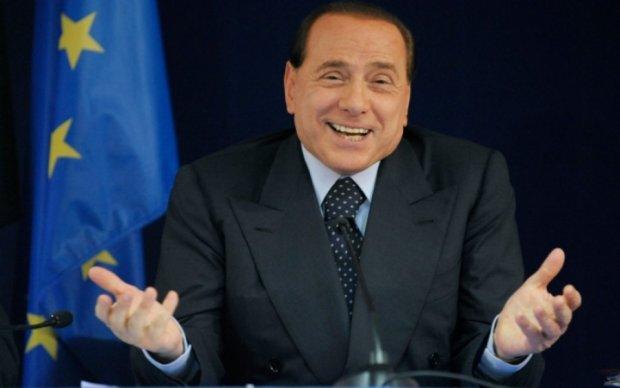 Берлускони прямо из дома загремел в больницу