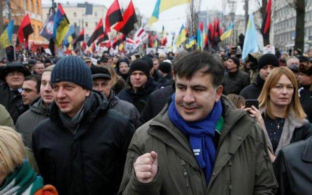 Саакашвілі важливіше за війну: українці назвали головні події року
