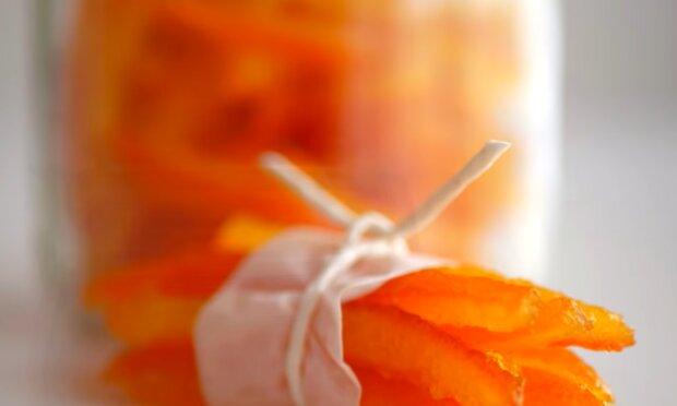 Цукаты из апельсинов, кадр из видео
