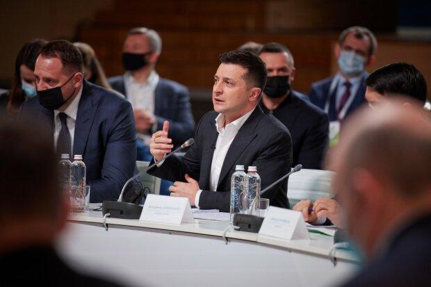 Владимр Зеленський, фото: Офіс президента України