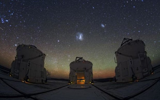 В Чили построят крупнейший телескоп в мире