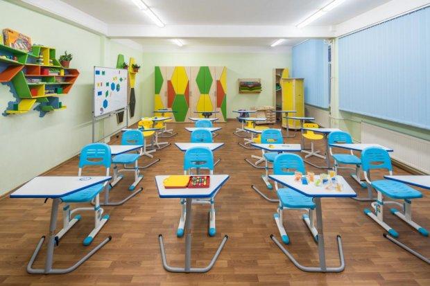 Як оформити клас у відповідності до стандартів Нової Української Школи?