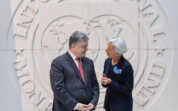 МВФ накинет газовую удавку на шеи украинцев