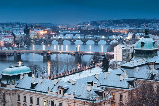 Пройшов крізь біль та вогонь: міст у Празі назвали на честь відважного українця