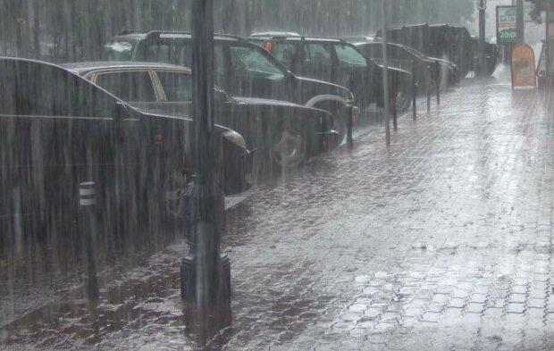 Київ перетвориться на акваріум 26 лютого, захопіть парасольки