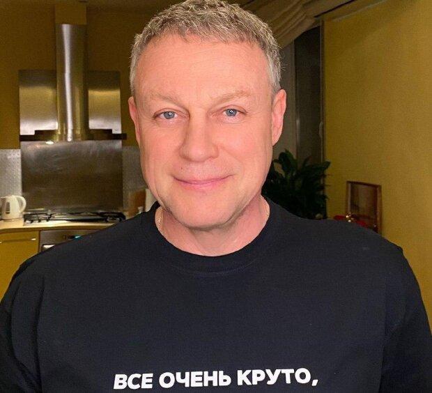 Сергій Жигунов, фото з Instagram