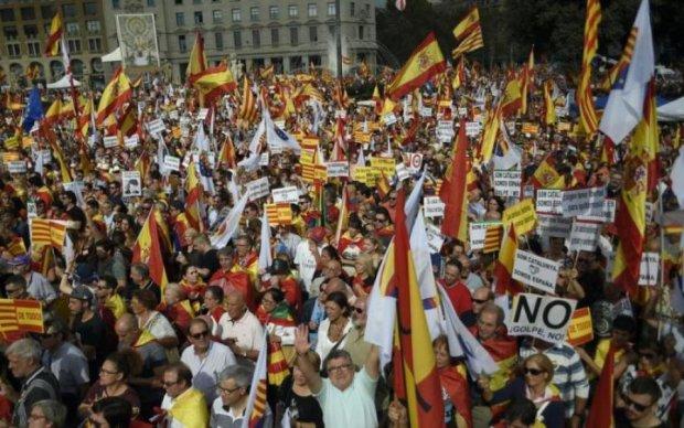 Лидеров Каталонии уволили всех до единого