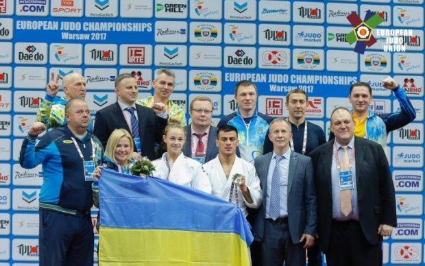 Украина удивила мир результатами на чемпионате Европы по дзюдо