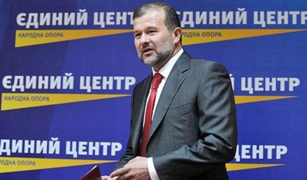 Партия Балоги натравливает закарпатцев на Киев