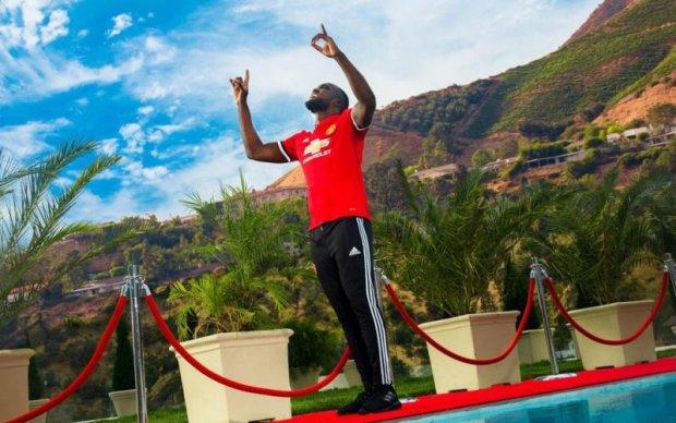 Півзахисник Манчестер  Юнайтед шокований габаритами новачка клубу