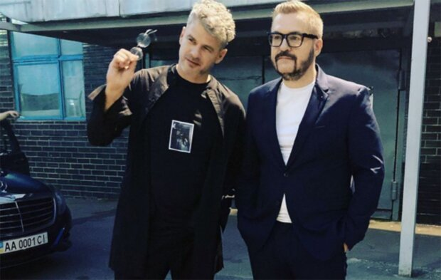 Арсен Мирзоян и Олесандр Пономарев, фото из instagram