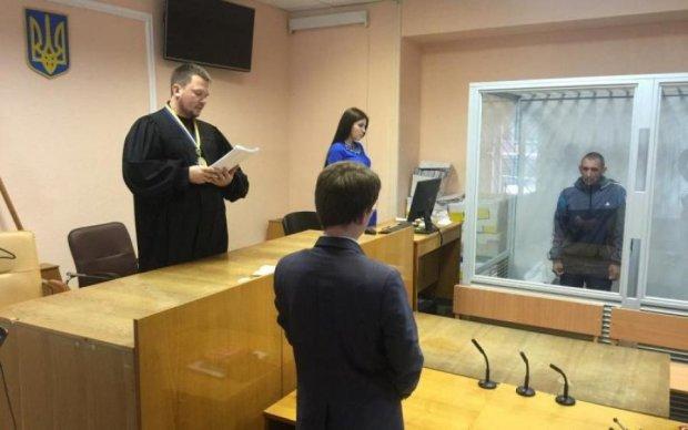 Разнес памятник Небесной сотне: суд поразил вердиктом вандалу