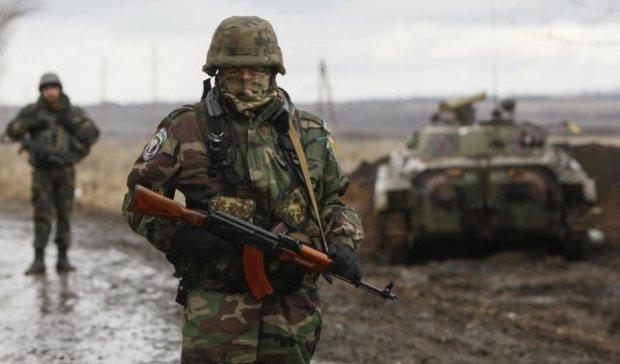 Диверсанты  убили двоих украинских воинов