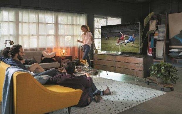 Погляд у майбутнє: нова лінійка телевізорів Samsung QLED TV