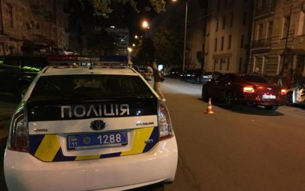 Мажорное ДТП: сын скандального регионала остался без паспорта