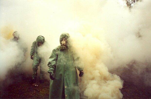 Хімічна зброя