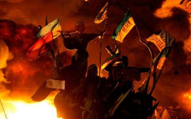 Как начинался Майдан 2013: самые впечатляющие фото