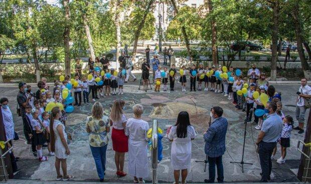Школа, фото Hromadske