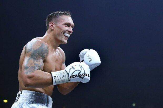 Усик розповів, коли планує завершити боксерську кар'єру: амбіційні плани