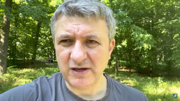 Юрий Романенко, скриншот видео