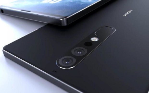 Nokia попалась на клонировании iPhone X: фото