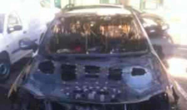 У Києві згоріли п'ять автомобілів за останню добу