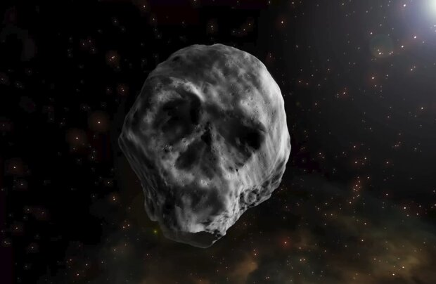 Астероид Апофис не впервые подходит к Земле. Фото из открытых источников