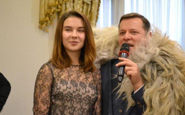 Ляшко оконфузился на всю страну на собственной свадьбе: видео