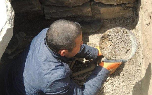 Знайдено автомобіль віком 5 тисяч років