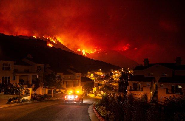 Адские пожары в Калифорнии: звезды-погорельцы рассказали, чего и сколько потеряли, масштабы поражают