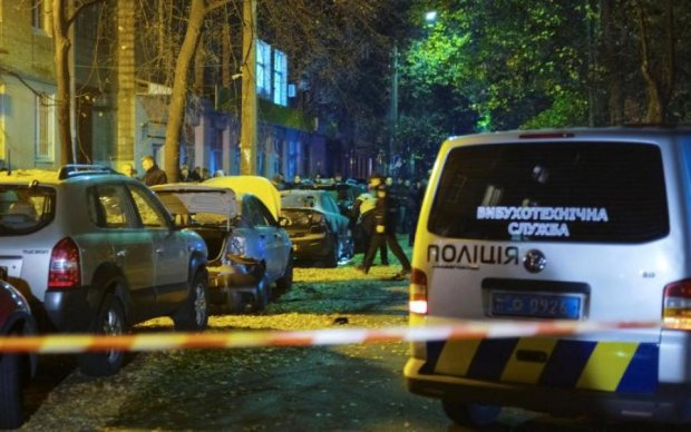 Покушение на Мосийчука: в сети появилось видео взрыва