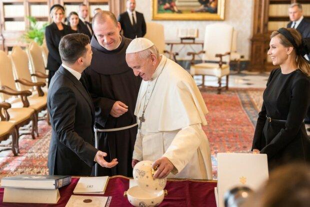 Зустріч з Папою Римським, фото Іnstagram