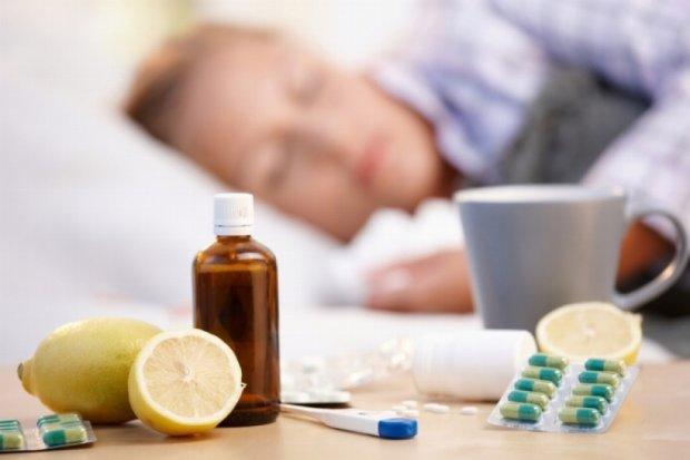 Першими жертвами грипу на Вінниччині стали двоє малюків
