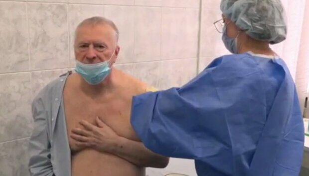 Жириновський, фото: youtube