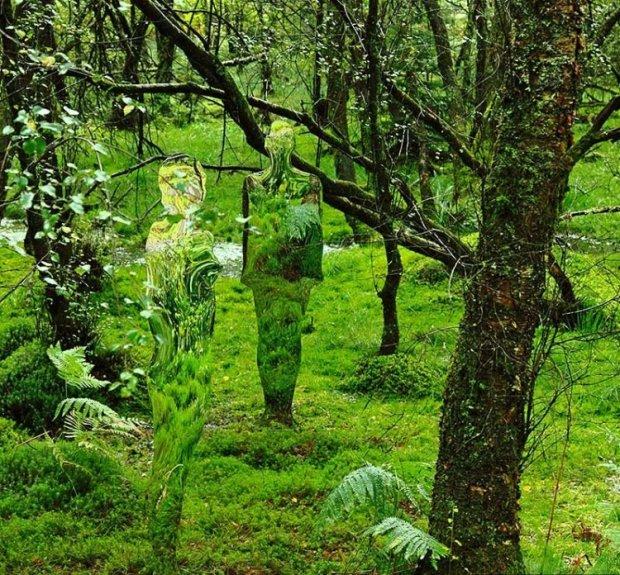 Люди света: невероятная легенда о призрачном народе с острова Борнео