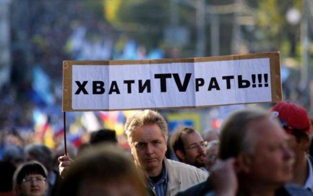 Прошло 50 лет: вся суть российской пропаганды в одном фото