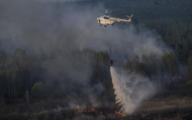 Чернобыль в огне: появились новые подробности и фото