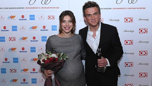 Топалов забрал Регину Тодоренко с новорожденным сыном из роддома: эксклюзивные кадры