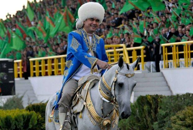 Президент Туркменістану Гурбангули Бердимухамедов; фото: btcic.org