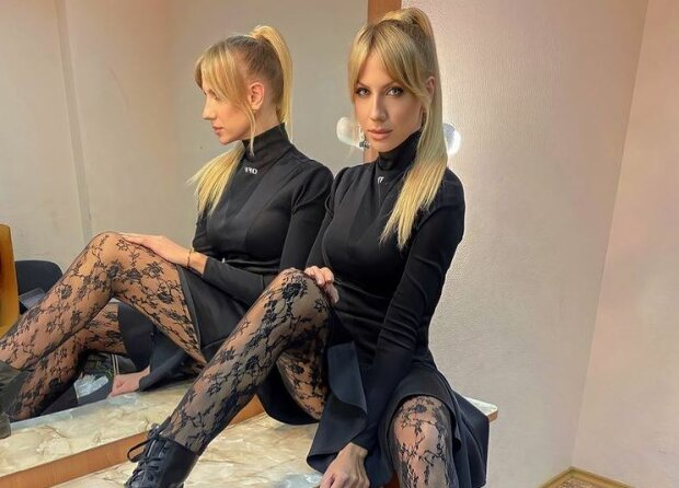 Леся Никитюк, фото Instagram
