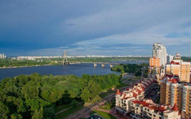 В Киеве появится гигантский парк