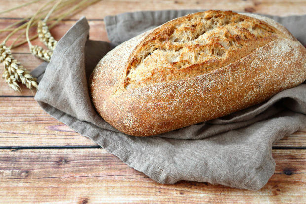 Готуємо бездріжджовий хліб вдома: покроковий рецепт