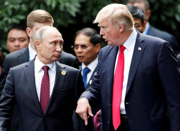 Міжнародний криміналітет: у Трампа назвали справжнє ім'я Путіна