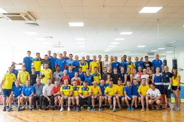 Збірна України з боксу не поїде на ЧС у Росію