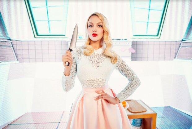 """Оля Полякова навчить українок готувати краще, ніж МастерШеф своїм """"Васадулі вагароде"""""""