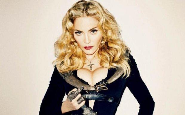 Мадонна поділилася домашнім відео