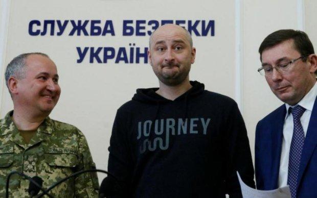 Сценарій Бабченка повторили зі ще одним відомим українцем