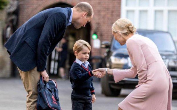 Родительский скандал: наследника британского престола выгонят из школы