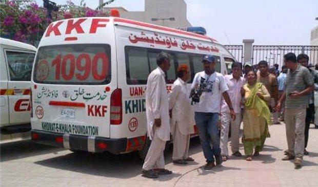 """""""Воины Аллаха"""" устроили резню в Пакистане"""